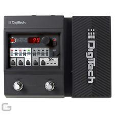 Pédales d'effets DigiTech pour guitare et basse