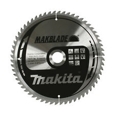 Makita TCT Saw Blade 260X30X60t B-09020 FREE FIRST CLASS DELIVERY