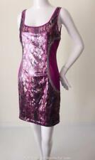 FEVER  Sleeveless Mini Sequin Sheath Dress Size 12 US 8