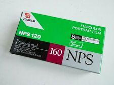Fujifilm NPS120 160 - 120 Roll Film - 4 Rolls ( 2004 )