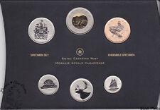 Canada 2013 Specimen Coin Set - Blue-winged Teal