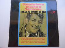 Dean Martin – Somewhere There's A Someone LP, Aus