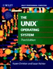 The Unix Operating System by Susan Richter and Christian Kaare (1993, Hardcover)