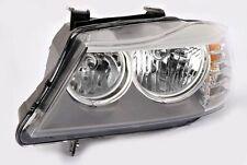 BMW 3 E90 / E91 Facelift LCI Halogen Headlight Front Lamp LH LEFT N/S NEAR SIDE