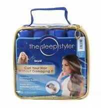 "All Star Innovations The Sleep Styler Nighttime Hair Curlers, Mini, 12-3"" Roller"