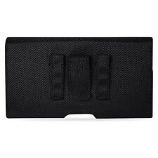 Ruggle Durable Horizontal Pouch Belt Clip Case for LG G6 H870DS