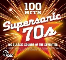 Various - 100 Hits - Supersonic 70s BRAND NEW SEALED 5CD