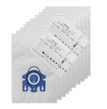 8 x 3d GN HyClean Tipo Hoover sacchetti per aspirapolvere Miele s3800 s5281 + FILTRI
