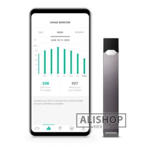 JUUL SET .NEW EDITION .C 1. Connect to phone.  Unit and fillings
