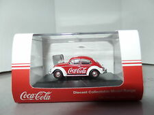 Oxford 76VWB009 VWB009 1/76 OO Scale VW Volkswagen Beetle Coca Cola