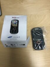 Verizon samsung intensity II messaging phone NEW IN BOX