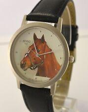 ADEC Wr Kinder Armbanduhr Uhr Quarz mit Ponylogo