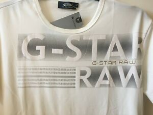 G-STAR RAW GSTAR MENS T-SHIRT BRAND NEW WITH TAG G STAR T SHIRT