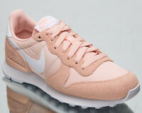 Nike Internationalist Women's Washed Coral White Casual Lifestyle Sneakers Shoes