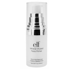 e.l.f. ELF STUDIO Eyes Lips Face MINERAL INFUSED FACE PRIMER CLEAR