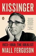 KISSINGER 1923-1968 - FERGUSON, NIALL - NEW PAPERBACK BOOK
