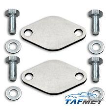 43/1. EGR valve blanking plate for FIAT ALFA 1.9 JTDM VAUXHALL OPEL 1.9 CDTI 8V