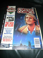 Dr Who classic comic Issue 18