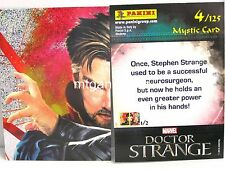 Doctor Strange Movie Trading Card - 1x #004 Mystic card foil-TCG