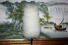 One quality export lambswool duster plastic handle 60cm top wool