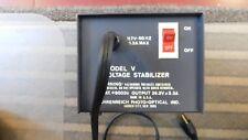 Model V, 117V-60Hz Voltage Stabilizer beseler for transformer assembly