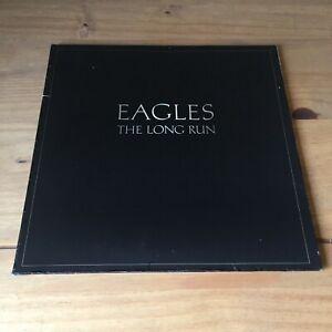 "THE EAGLES - THE LONG RUN (1979 GERMAN PRESSED 12"" VINYL ALBUM) ASYLUM AS 52181"