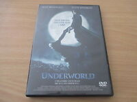 DVD - UNDERWORLD - KATE BECKINSALE . SCOTT SPEEDMAN - ZONE 2