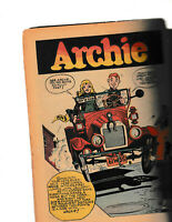 5th app ARCHIE ANDREWS /1st app Jalopy PEP # 25  $200.00 MLJ PUBLISHING 1942