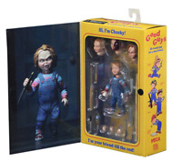 Chucky Doll Ultimate Child's Play Good Guys Action Figure New Toy Christmas Gift