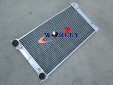 ALUMINUM ALLOY RADIATOR for volkswagen VW GOLF MK1/2 GTI/SCIROCCO 1.6 1.8 8V MT