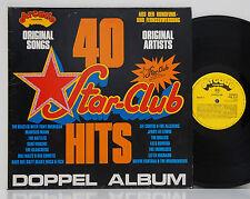 Star Club            40 Hits                  Arcade    DoLP     NM  # F
