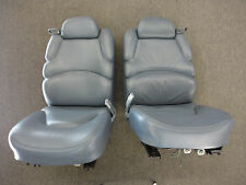 BUICK LEATHER BUCKET SEATS CHEVY FORD DODGE  CAR TRUCK PICKUP  HOT ROD PRO TOUR