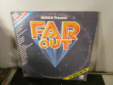 Ronco Presents FAR OUT - 20 Original Hits As Seen On TV - Record Album Vinyl Lp~
