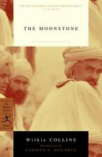 Modern Library Classics: The Moonstone by Wilkie Collins (2001, Paperback)