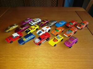 Job lot of 18 Matchbox Superfast cars