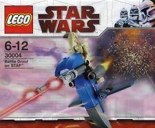 LEGO Star Wars The Clone Wars Droide mit Stap (Blau) 30004