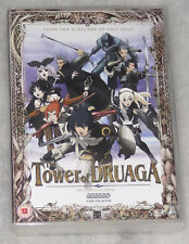 The Tower Of Druaga Complete Collection 6 Discs DVD Box Set NEW & SEALED R2