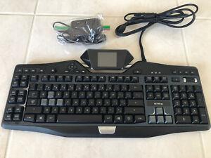 Logitech G19 s Gaming Keyboard - VGC