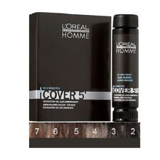 3 x Loreal Homme Coloration NO 6, 50 ml dunkelblond