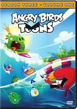 Angry Birds Toons: Season 3, Volume 1 (DVD,2016)