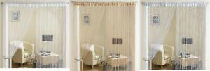 Glam String Panel✔  Room Divider Door Curtain Sparkly Modern✔  UK Seller✔