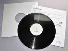 Sweet Slag - Tracking With Close-Ups UK 2018 Acme White Label Test Pressing LP