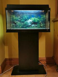 "Juwel Aquarium 60 litre with stand ""used"""
