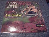 "Jesse Crawford ""Moon River"" DIPLOMAT D-2330 SEALED NM MONO LP"