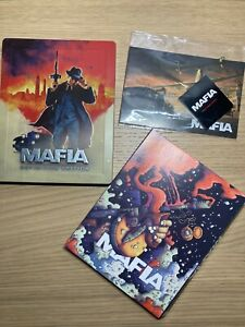 Mafia steelbook Definitive Edition - Collector's pack *VERY RARE*