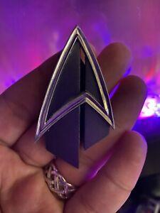 Star Trek Picard Combadge Replica Prop