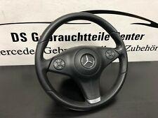 Mercedes SL R230 SLK R171 CLS W219 Lederlenkrad Lenkrad A2304602118 Schwarz