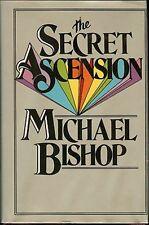 Secret Ascension by Michael Bishop Signed 1st Ed.