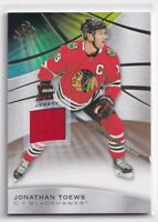 2019-20 SP Game Used SPGU Jonathan Toews Jersey Blackhawks NEW