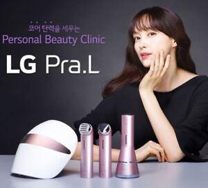 LG Pra.L PRALV LED Mask Home Skin Care Full Package 4  V sets